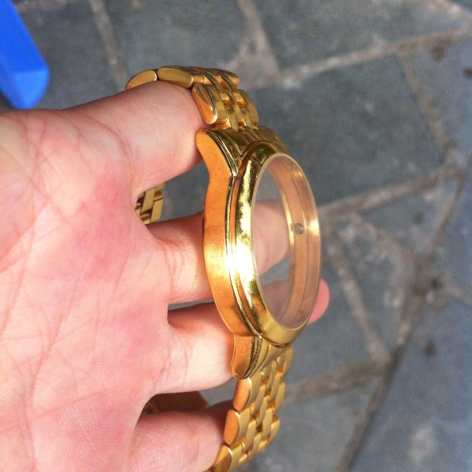 Đồng hồ Tag-Heuer mạ vàng tại Vina Gold Art