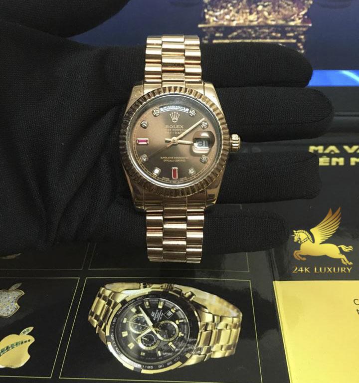 Mẫu đồng hồ Rolex thể hiện đẳng cấp phái mạnh