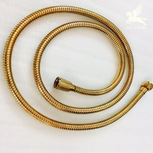Dây vòi sen mạ vàng 24k- Vina Gold Art